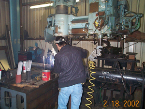 Amw Augusta Machine Amp Welding Inc Always Making